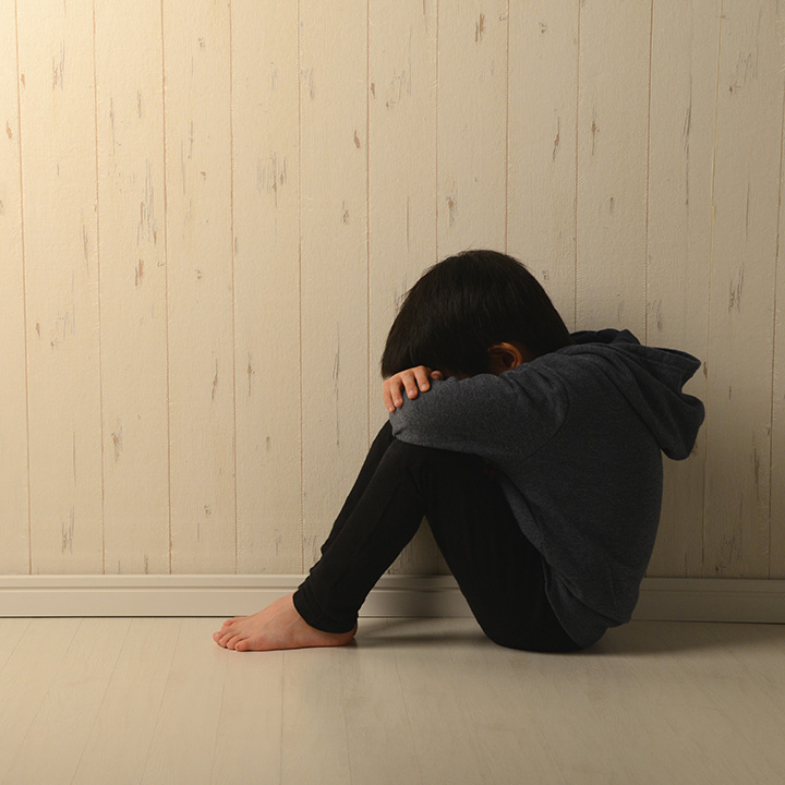 二次障害に傷つく子どもたち